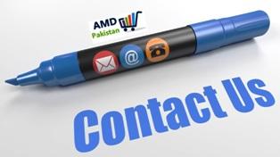 contact us amd pakistani
